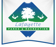 Lafayette Parks and Recreation Logo