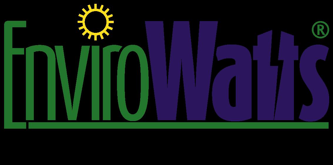Tipmont REMC EnviroWatts Logo